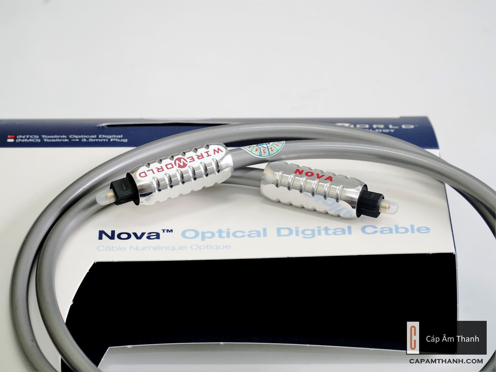 WireWorld Nova Toslink Optical 1m
