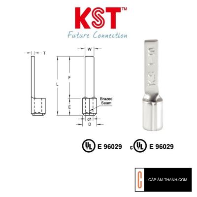 Cos lưỡi KST DBNB2-10 (cái)