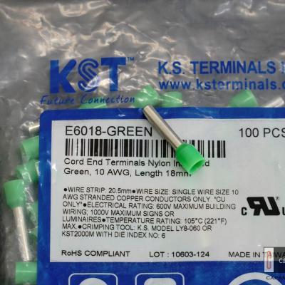 Cos ống KST E6018(cái)