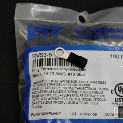 Cos vòng bọc nhựa KST RVS3-5 (cái)