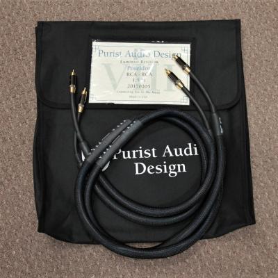 Purist audio VIII Poseidon RCA LR