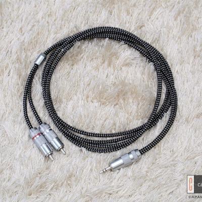 Dây 3.5mm Oyaide HPSC-35R 1.3m