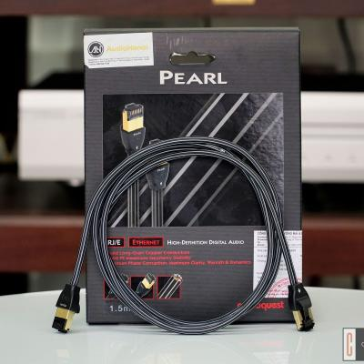 Ethernet RJ45 Audioquest Pearl RJ/E