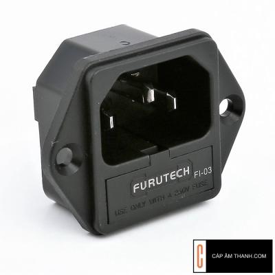 Đuôi nguồn Furutech FI-03 (R)