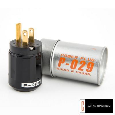 Phích cắm điện Oyaide P-029